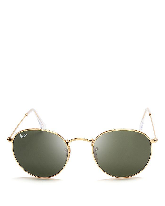 Ray-Ban Unisex Icons Round Sunglasses