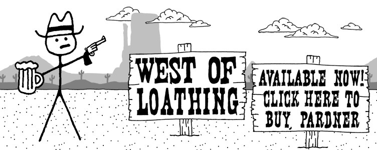 West of Loathing!