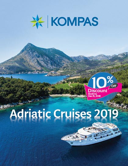 Adriatic Cruises 2019