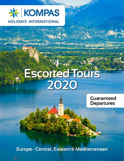 Escorted Tours Program 2020