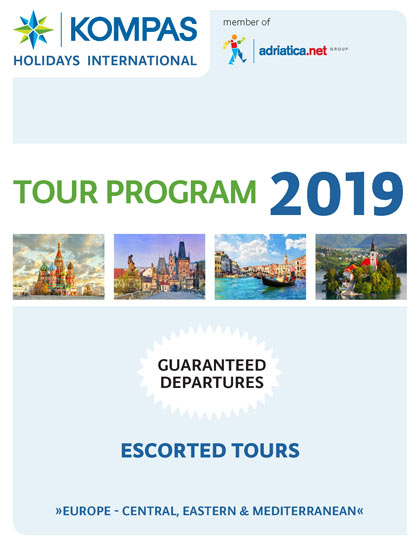 Escorted Tours Program 2019