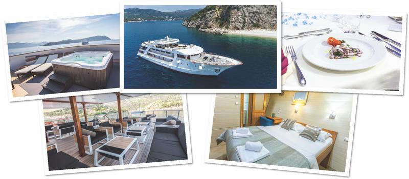 Adriatic Sea Small Ship Cruises