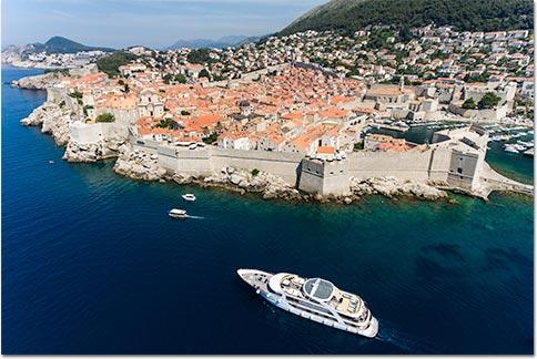 Croatia Small Ship Cruises 2018