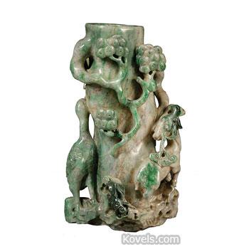 Antique Jade Alabaster Ivory Jade Marble Other Natural