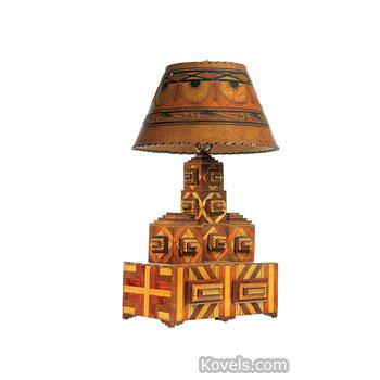 Antique Tramp Art   Folk Art & Ethnic Price Guide   Antiques ...