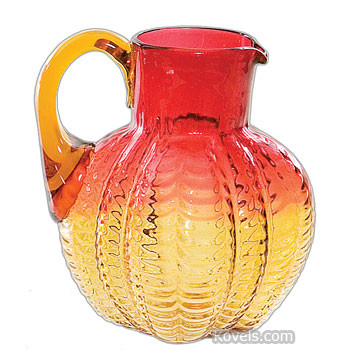 Antique Amberina Glass Price Guide Antiques Collectibles Price