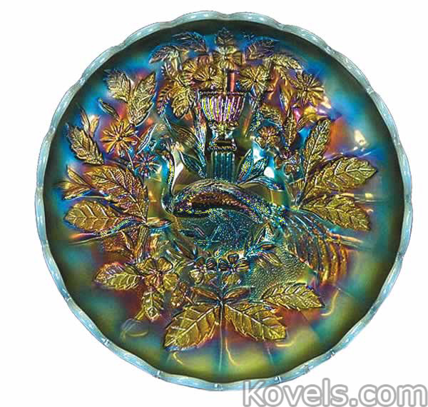 Antique Carnival Glass Glass Price Guide Antiques Collectibles