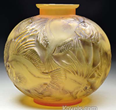 Antique Lalique Glass Price Guide Antiques Collectibles Price