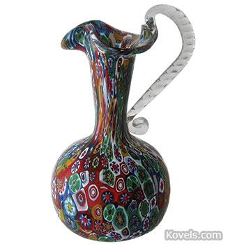 Antique Millefiori Glass Price Guide Antiques Collectibles