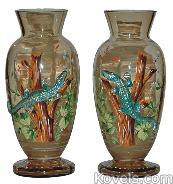 Antique Moser Glass Price Guide Antiques Collectibles Price Guide