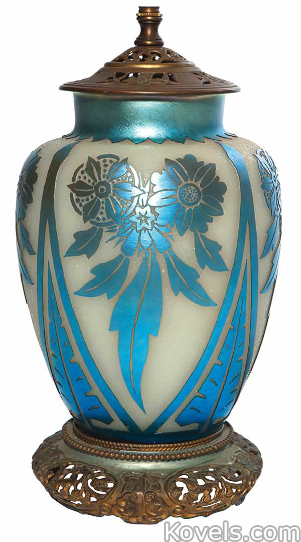 Antique Steuben Glass Price Guide Antiques Collectibles Price