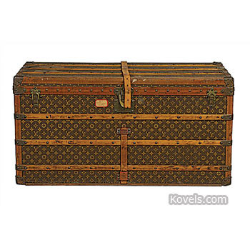 Antique Trunks Miscellaneous Price Guide Antiques Collectibles