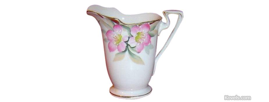 Antique Azalea | Pottery & Porcelain Price Guide | Antiques