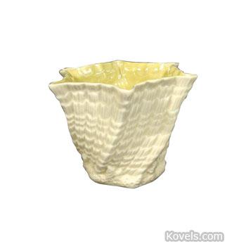 Antique Belleek Pottery Porcelain Price Guide Antiques