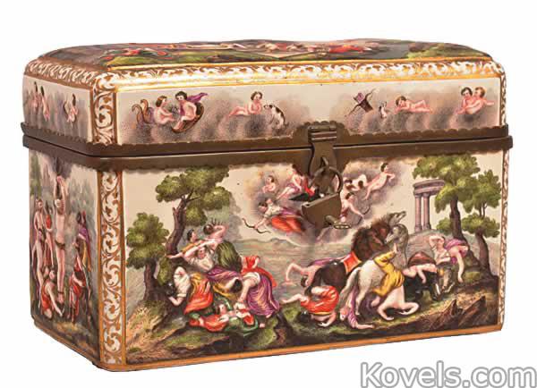 Antique capo di monte pottery porcelain price guide antiques capo di altavistaventures Images