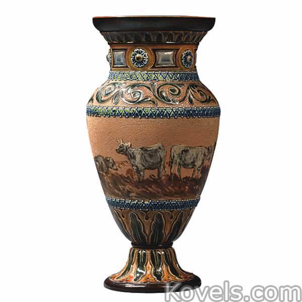 Antique Doulton Pottery Porcelain Price Guide Antiques