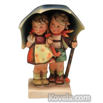 Antique hummel | pottery & porcelain price guide | antiques.