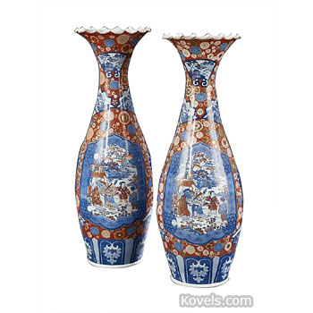 Antique Imari Pottery Porcelain Price Guide Antiques