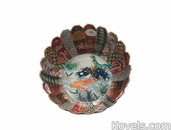 Antique Imari Pottery Amp Porcelain Price Guide Antiques