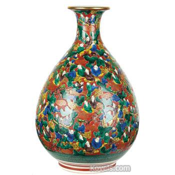 Antique Kutani Pottery Porcelain Price Guide Antiques