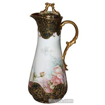 Antique Limoges Pottery Porcelain Price Guide Antiques