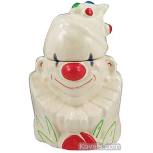 Mccoy Cookie Jar Clown Bust