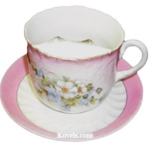 Antique Mustache Cups | Pottery & Porcelain Price Guide | Antiques