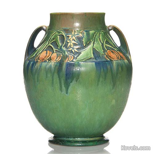 Antique Roseville Pottery Amp Porcelain Price Guide