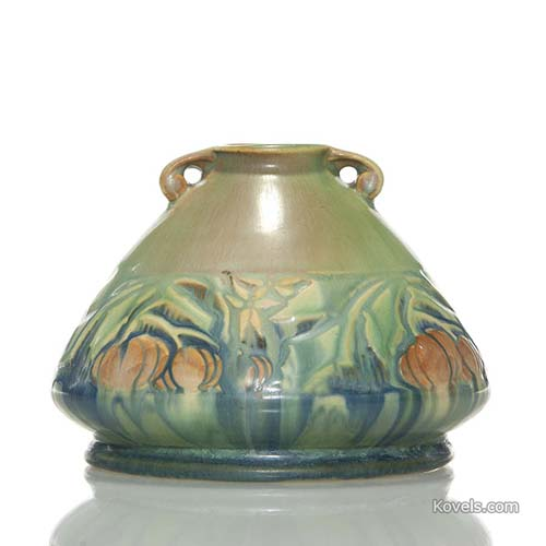 Antique Roseville Pottery Porcelain Price Guide Antiques