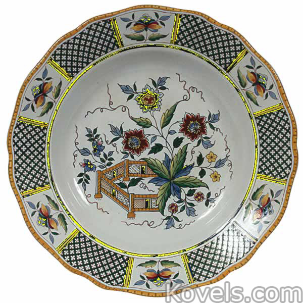 Dating sarreguemines pottery plates