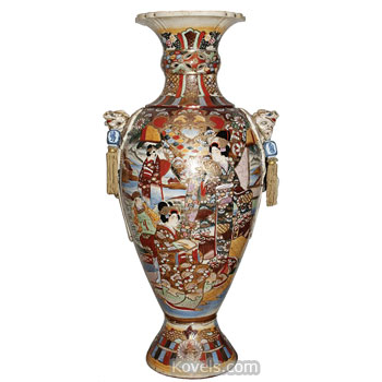 Antique Satsuma Pottery Porcelain Price Guide Antiques