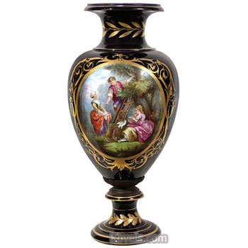 Antique Sevres Pottery Porcelain Price Guide Antiques