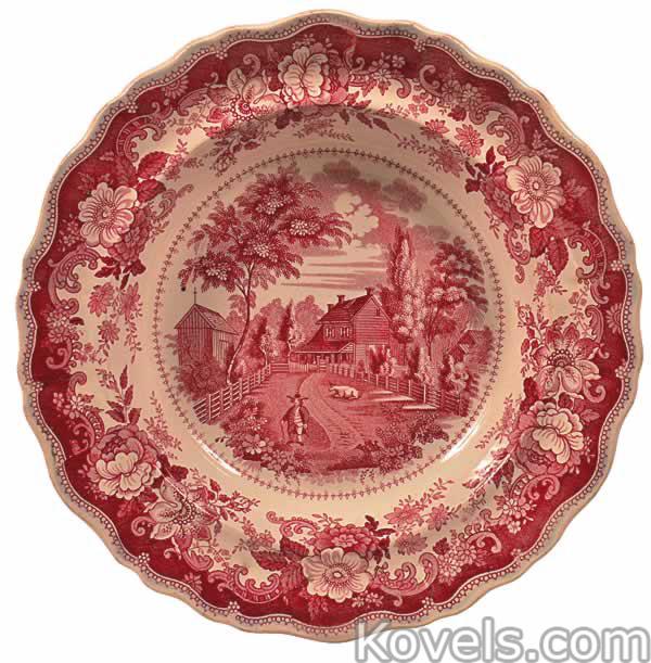 Antique Staffordshire | Pottery & Porcelain Price Guide | Antiques ...