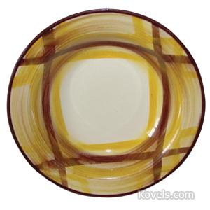 Vernon Kilns Organdie Soup Dish