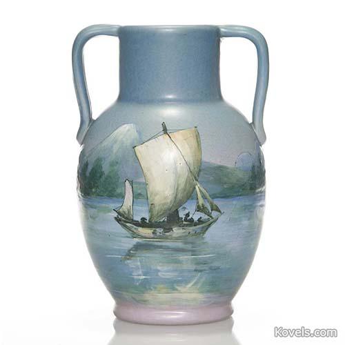Antique Weller Pottery Porcelain Price Guide Antiques
