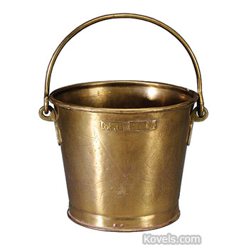 Antique Brass Silver Pewter Brass Copper Chrome