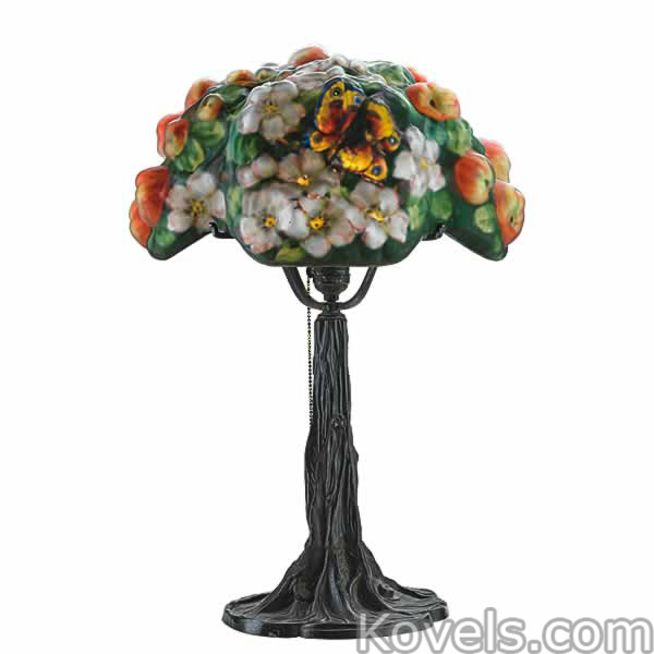 pairpoint-lamp-puffy-apple-blossoms-bees-butterflies-tree-trunk-base-ra021415-0064.jpg