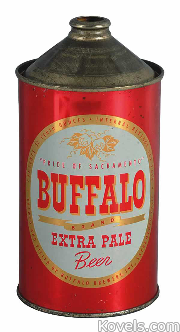 United States Beer Cans: The Standard Reference of Flat ...