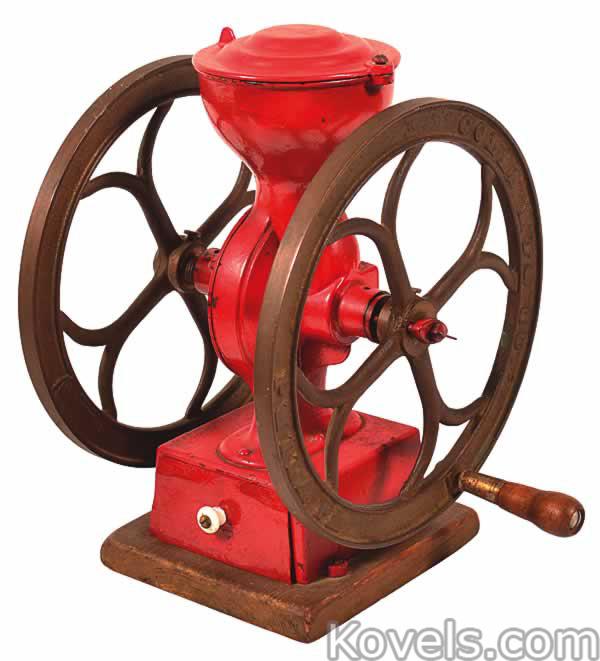 coffee-mill-coles-2-wheels-cast-iron-tin-drawer-wood-base-ca111414-0873.jpg