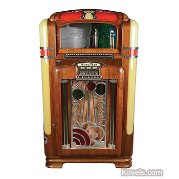 Antique Jukeboxes | Technology Price Guide | Antiques & Collectibles