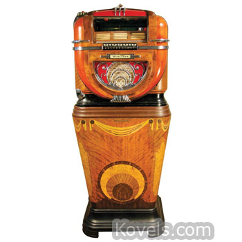 Antique Jukeboxes   Technology Price Guide   Antiques & Collectibles