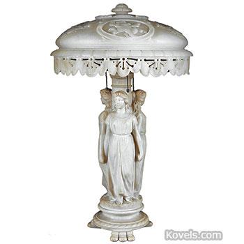 lamps - Antique Lamp