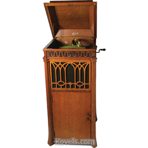 Antique Phonographs Technology Price Guide Antiques