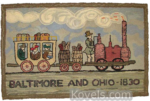 Antique Railroad | Technology Price Guide | Antiques