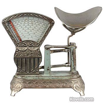 antique scales technology price guide antiques collectibles