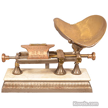 Antique Scales | Technology Price Guide | Antiques