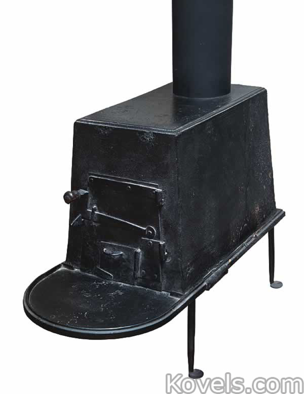 Antique Stoves | Technology Price Guide | Antiques & Collectibles