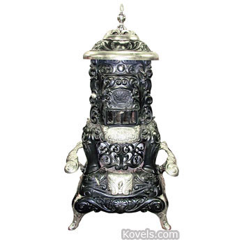 Antique Stoves Technology Price Guide Antiques