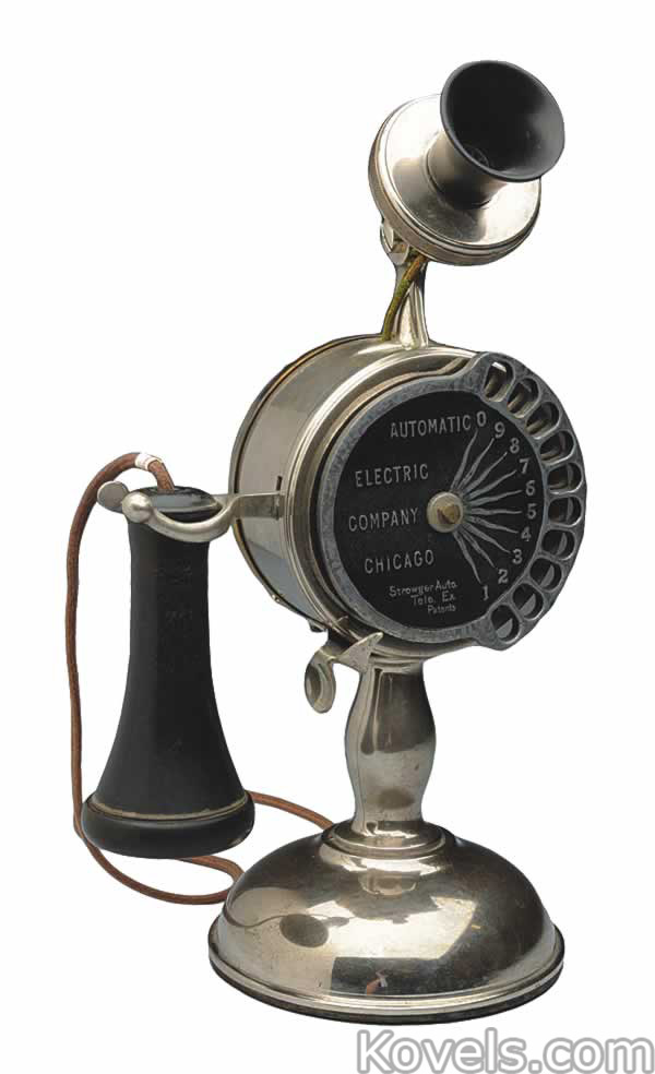 Antique Telephones Technology Price Guide Antiques