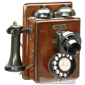 Antique Telephones | Technology Price Guide | Antiques